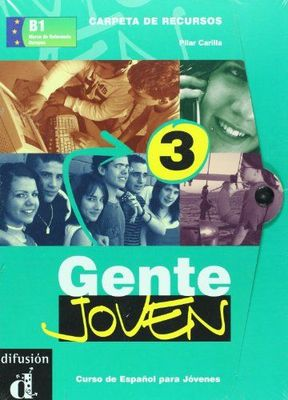 Gente Joven 3 teacher resource pack