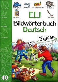 Eli Picture Dictionary Junior - German
