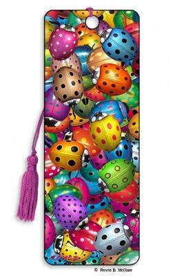 Beetlemania 3D Bookmark