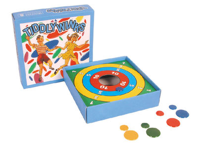 Tiddlywinks (Retro Games)