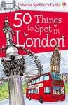 100 Things to Spot in London (Usborne Activity Cards)