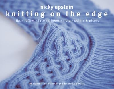 Knitting on the Edge - ribs ruffles