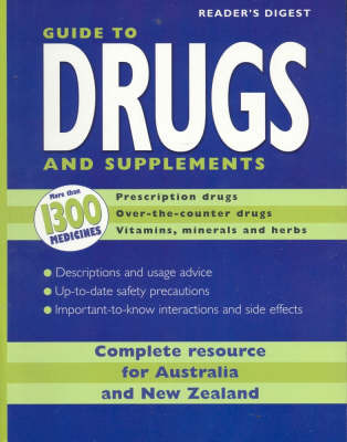 Guide To Drugs & Supplements