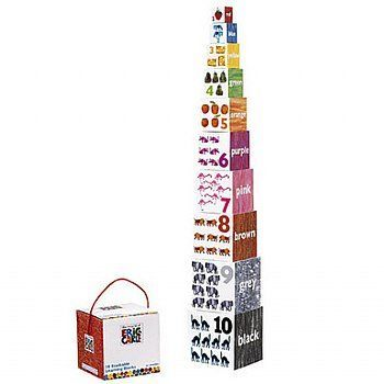 Eric Carle Stackable Boxes