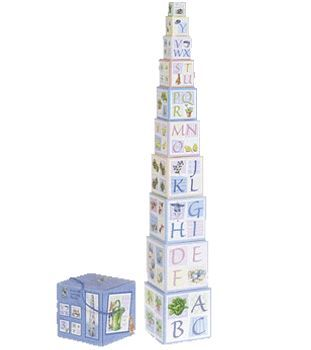 Peter Rabbit Stackable Blocks