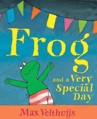 Frog and a Very Special Say     ???
