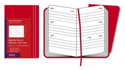 2011 Diary Pocket WTO Twin Set Red