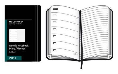 2011 Diary XLarge WTO w/Notes Softcover - SOLD OUT FOR 2011