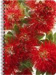 Journal Pohutukawa - Blank Wiro Journal