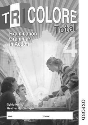 Tricolore Total: Stage 4: Grammar in Action (pack of 8)