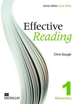 Effective Reading: Student Book Elementary 1