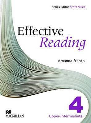 Effective Reading: Student Book Upper Intermediate 4