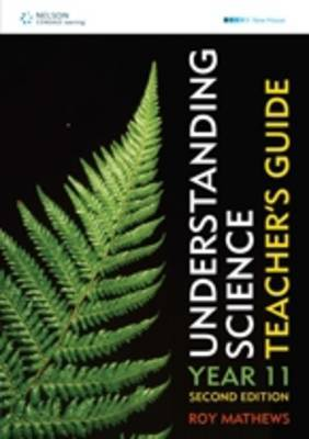 Understanding Science: Teacher's Guide Year 11 2nd edition