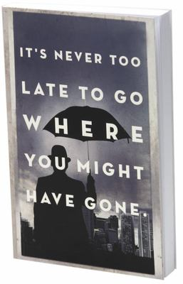 It's Never Too Late... Travel Journal