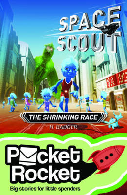 Space Scout - The Shrinking Race