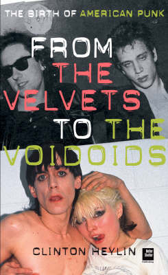 From the Velvets to the Voidoids : The birth of American Punk Rock