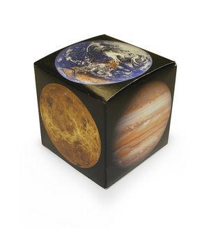 solar sysytem cube