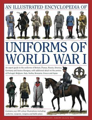 Illustrated Encyclopedia of Uniforms of World