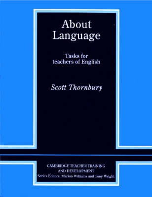 About Language:Tasks for Teachers of English 1E