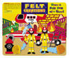 Fire Engine (Felt Creations)