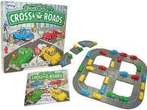 Cross Roads Brainteaser Puzzle