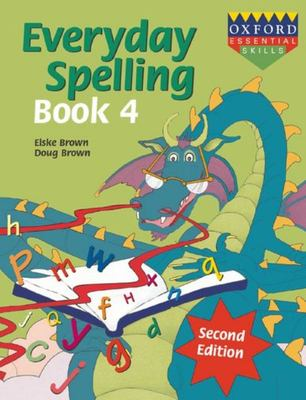 Everyday Spelling: Book.4   2nd edition