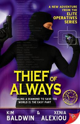 Thief of Always (Elite Operative Series #2)