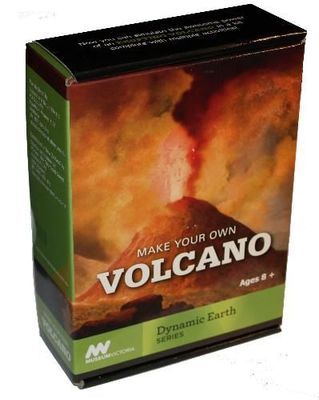 Make Your Own Volcano (Dynamic Earth)
