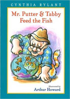 Mr Putter and Tabby Feed the Fish