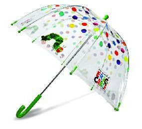 Very Hungry Caterpillar Umbrella (The World of Eric Carle)