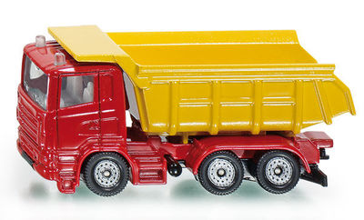 SKU1075 - Truck with Tipping Trailer
