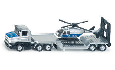 SKU1610 - Low Loader With Helicopter