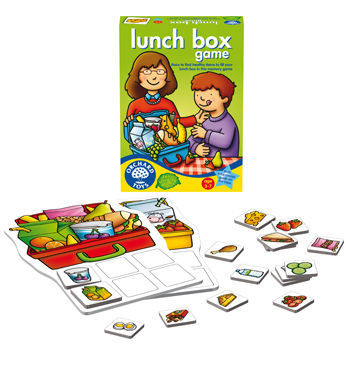 Orchard Game - Lunch Box Game
