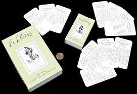 Ex Libris : the Game of First Lines and Last Words