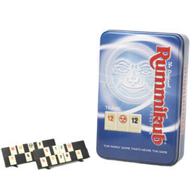 Rummikub Travel Version in Tin