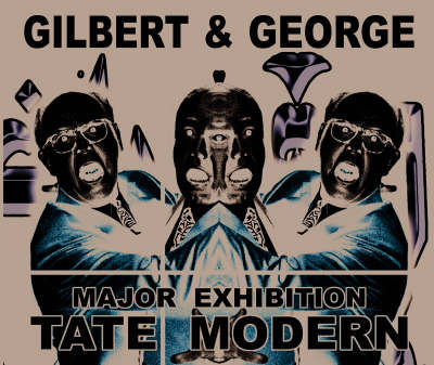 Gilbert and George - Major Exhibitions