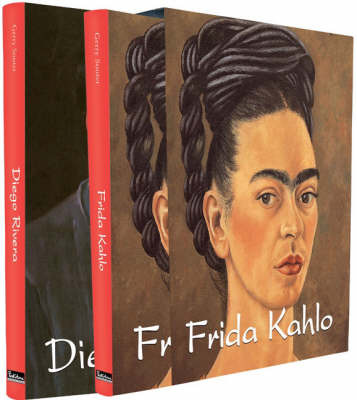 Frida Kahlo and Diego Rivera (2 books in slipcase)