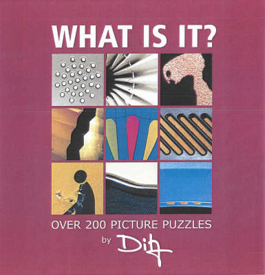 What is It? Over 200 Picture Puzzles