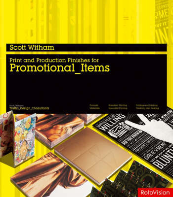 Print and Production Finishes for Promotional Items