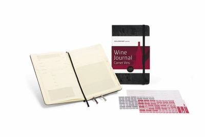 Passions Wine Journal