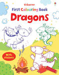 Dragons (Usborne First Colouring Book)