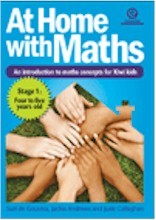 Stage 1, 4-5yrs (At Home with Maths: Reinforcement for Kiwi Kids)