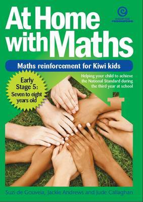 Early Stage 5, 7-8yrs (At Home with Maths: Reinforcement for Kiwi Kids)