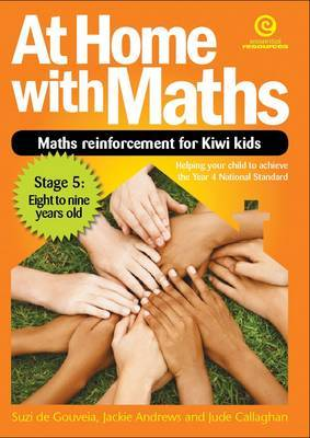 Stage 5, 8-9yrs (At Home with Maths: Reinforcement for Kiwi Kids)