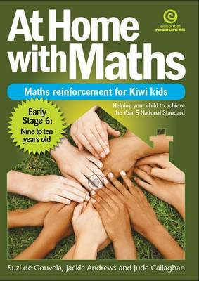 Early Stage 6, 9-10yrs (At Home with Maths: Reinforcement for Kiwi Kids)
