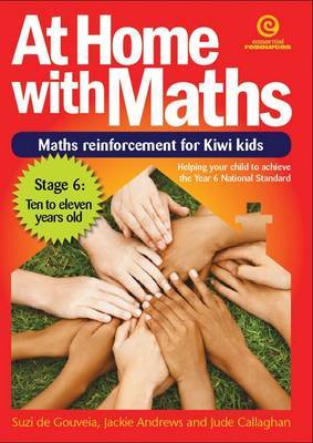 Stage 6, 10-11yrs (At Home with Maths: Reinforcement for Kiwi Kids)