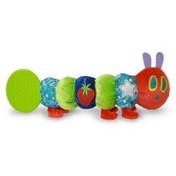 Teether Rattle: The Very Hungry Caterpillar (KP5122)