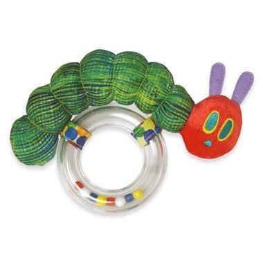 Ring Rattle: The Very Hungry Caterpillar