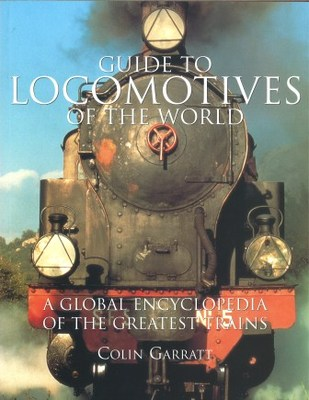 Large guide to locomotives of the world