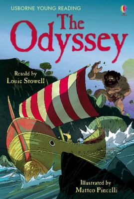 The Odyssey (Usborne Young Reading Series 3)